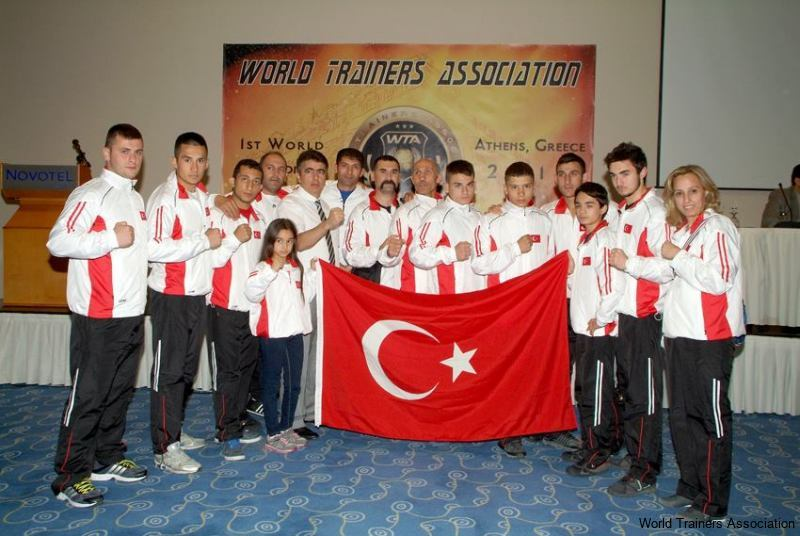 Team Turkey in the WTA Competition of 2013